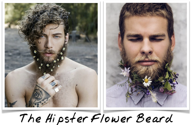 cool-hipster-beard-flower-beard-2015-2016